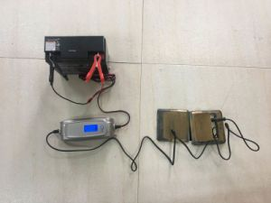 New Smart Battery Charger for LCD Display pictures & photos