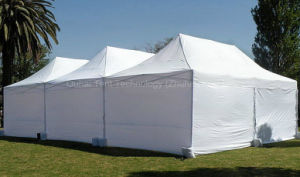 3 Sets High Quality 3m X 6m Pop up Tent Connected Together