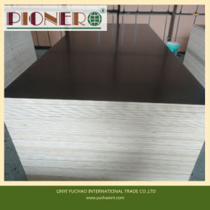 18mm Shuttering Plywood for Construction pictures & photos