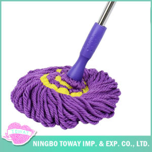 Purple House Wipe Best Cloth Dust Floor Cleaning Mop pictures & photos