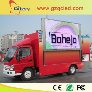 P10 Truck Outdoor Full Color LED Display Screen pictures & photos