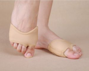 Ballet Foot Thong Forefoot Cushions Protector Dancewear FREE Gel Pointe Toe Pads