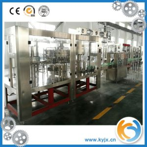 Stainless Steel Carbonated Beverage Filling Machine pictures & photos