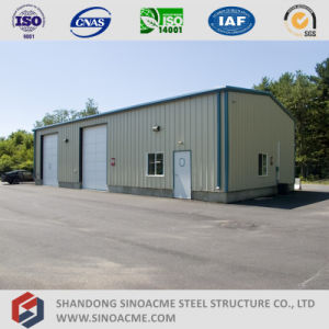 Sinoacme Prefabricated Steel Frame Storage House pictures & photos