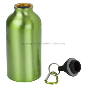 400ml Aluminium Water Drinking Sport Bottle pictures & photos