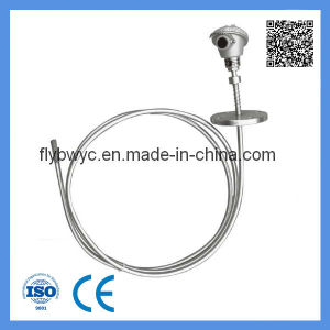 PT100 Rtd Bend Probe Sensor with Fixed Flange pictures & photos
