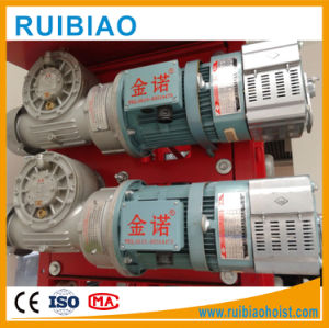 Motor for Construction Hoist, Construction Material Lifting pictures & photos