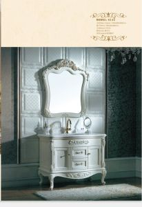 Sanitary Ware Bathroom Cabinet with European Archaize Series (6144) pictures & photos