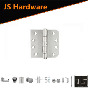 2 Ball Bearing Stainless Steel Butt Door Hinges on 3.5X3.5X2.5mm