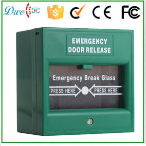 12V Emergency Breakglass Exit Button Switch pictures & photos