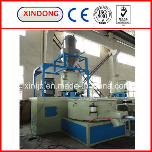 Plastic Resin Powder Turbo Mixer PVC Mixing Machine pictures & photos
