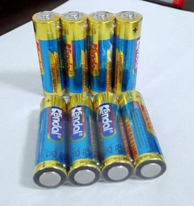 AA Alkaline Battery Lr6 pictures & photos