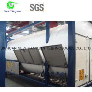 Vertical Type Vn Series LNG Cryogenic Pressure Tank