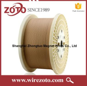 UL Certification Paper Coated Wire Paper Covered Magnet Aluminum Wire for Oil-Immersed Transformer and Motor