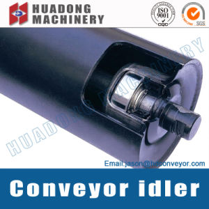 Steel Conveyor Roller and Trough Roller for Cement Plant pictures & photos