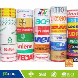 New Coming Printed BOPP  Packing Tape for Supermarket pictures & photos