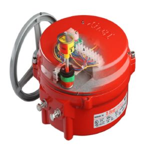 Import UL CSA Ce Certification Highly Visible Valve Electric Actuator pictures & photos
