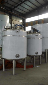 Stainless Steel Sterile Storage Tank for Food