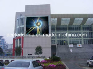 Outdoor 500mm*500mm / 500*1000mm LED Display Screen / Super Light LED Sign pictures & photos