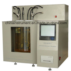 ASTM D445 Automatic Kinematic Viscosity Test Equipment pictures & photos