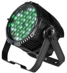 3W*54 Waterproof Outdoor LED PAR Light (BMS-LED1675)