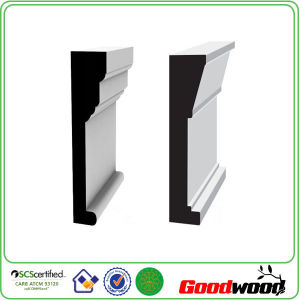 Water Based Primer Coated Architrave MDF Molding