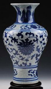 Chinese Antique Porcelain Vase Lw681 pictures & photos