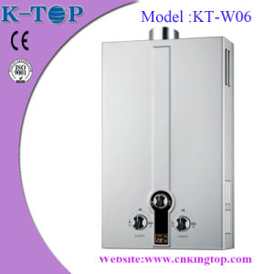 Gas Household Heater with White Coated Panel