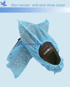 Disposable SMS Disposable Overshoes Non Woven pictures & photos