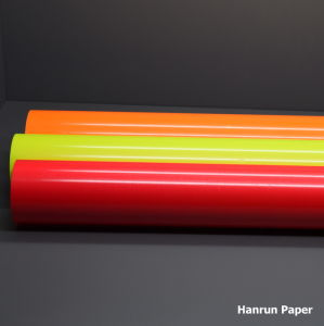 Photoluminescent Self-Adhesive Vinyl High Brightness in The Dark Room for Heat Transfer Garment