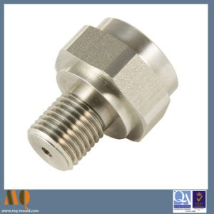 CNC Turned Thread Machining Parts (MQ1046) pictures & photos