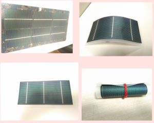 Soft Thin and Flexible Solar Panel of CIGS Material 185W Newest Design Lhflex185-2