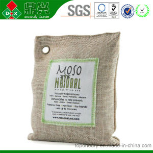 High Quality Moso Natural Air Purifying Bamboo Charcoal Bag