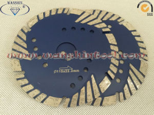 Turbo Diamond Saw Blade for Granite Sandstone Recinto pictures & photos