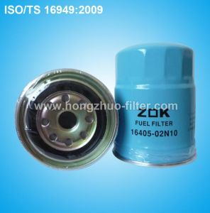 Auto Car Fuel Filter 16405-02N10 for Nissan pictures & photos