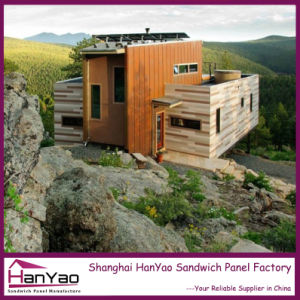 High Quality Customized Amazing Container House pictures & photos