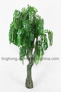 Eco-Friendly Artificial Tree with 4 Branches