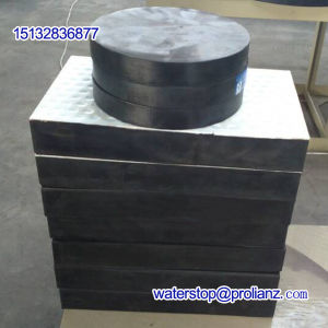 European Standard Laminated Rubber Bearing to USA