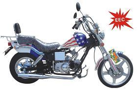 Hot Sell Street Bike 200cc Motorcycle (GW50Q-D)