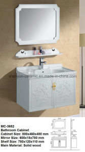 Bathroom Furniture Bathroom Cabinet with Wash Basin (MC-3610) pictures & photos