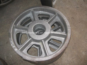 Cast Iron, Ductile Iron Casting for Pulley