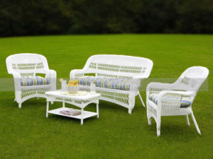Mtc-181 Outdoor Rattan Patio Furniture Sofa Set Classic Garden Sofa Set pictures & photos