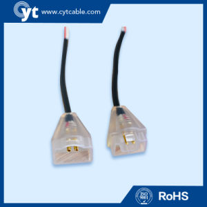 2 Core Waterproof Plug Wire with Female/Male Connector pictures & photos