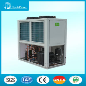 100 Kw R407 Refrigeran Air Cooled Industrial Water Chiller pictures & photos