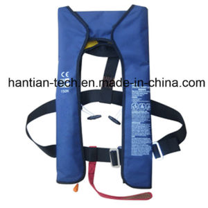 Ec/CCS Yoke Type Inflatable Lifejacket Signal Air Chamber (ZHGQYT-0511) pictures & photos
