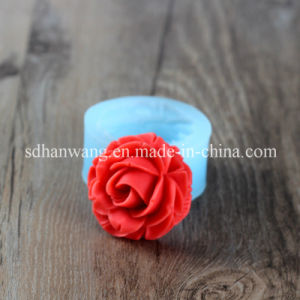 F0103 3D Flowers Food Grade Silicone Fondant Cake Decoration Mold