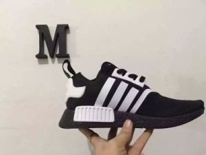 6097c2d977606 Real Lower Price Nmd Black and White Boots Sports Shoes with Best Quality  1  1
