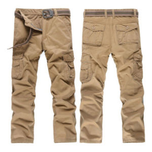 Men′s Cotton Camouflage Camo Trousers Military Pants pictures & photos