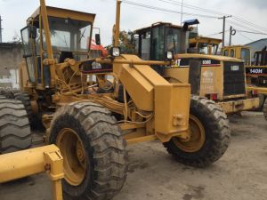 Used Cat 120h Grader New Cat 140grader 140k Motor Grader pictures & photos