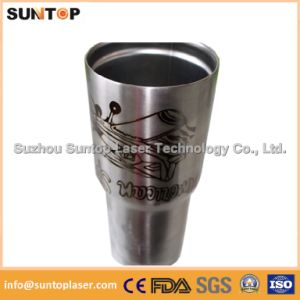 Rotary Laser Marking for Round Pipe/Rotating Laser Marking pictures & photos
